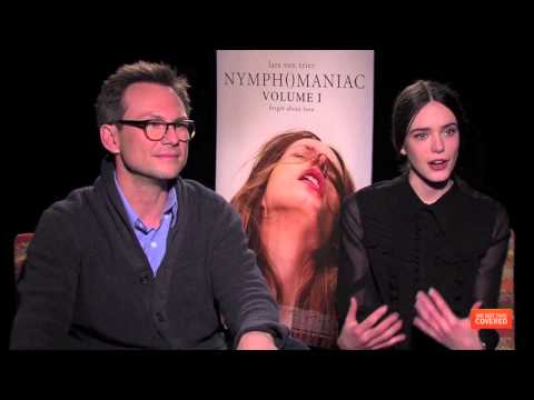 Nymphomaniac  With Stellan Skarsgard, Stacy Martin And More HD