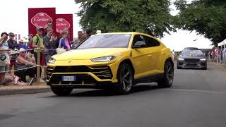 First Lamborghini Urus in London, Exclusive LA Muscle TV video thumbnail
