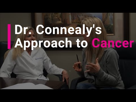 Dr. Connealy's Approach to Cancer