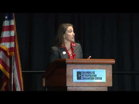 Discover USC 2018 Keynote - Dr. Caroline Potter