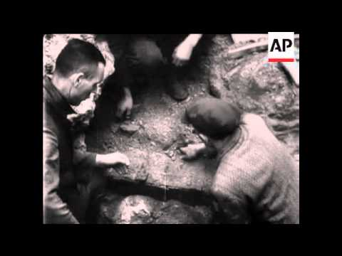 GOERING'S TREASURES DISCOVERED