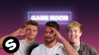 KURA vs. Mick + Santino | FIFA20 Special Game Room