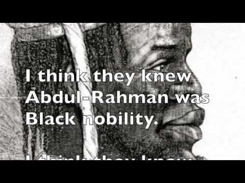 A Prince And A Slave   Abdul-Rahman