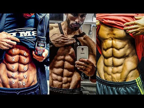10-PACK ABS ➡︎ HOW TO GET A 10 PACK (Incredible Abs)