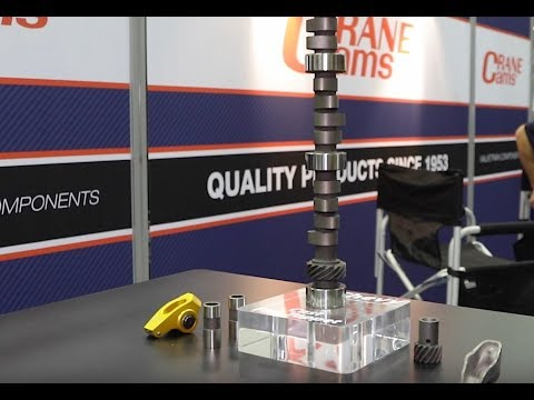 PRI 2018: Crane Cams Re-Introduces A Popular Camshaft & An Extreme Application Lifter