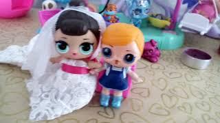 Свадьба L. O. L.  Doll!  Мультфильм