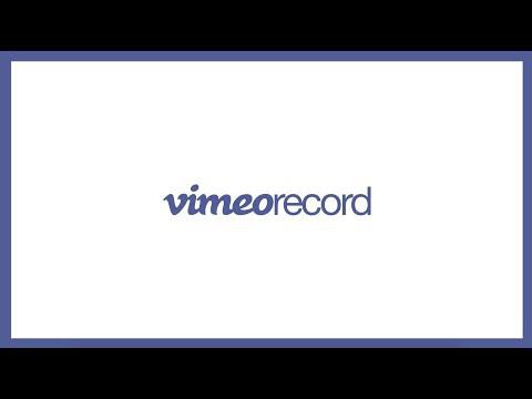 Vimeo Record #0