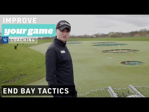 Scoring Points from End Bays - Golf Lessons with Topgolf