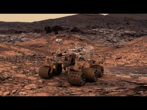 Curiosity Mars | Videohive Project Templates