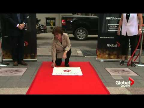 Canada's Walk of Fame Bon Vivant!