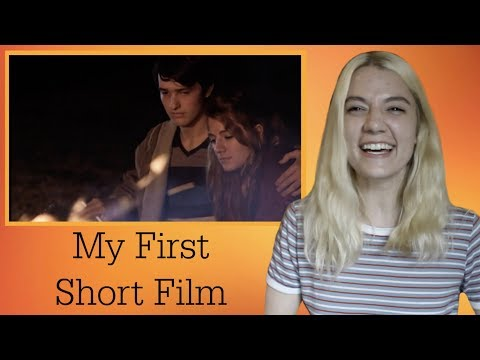 REACTING TO A SHORT FILM I STARRED IN!