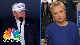 Candidates Give Different Responses After NYC Explosion | NBC News