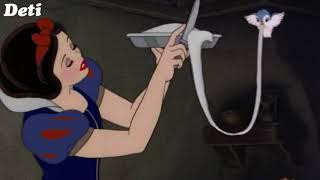 Песня Белоснежки о принце из мультфильма Белоснежка и семь гномов