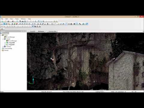 3D Laser Scanning and Geological Analysis of Rock Slope