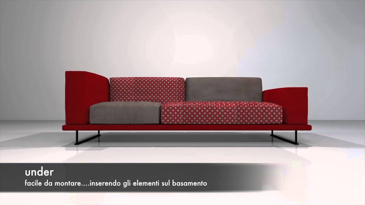 E 39 arrivato under componi il tuo divano youtube for Divani low cost