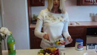 Betty's Quickie Fruit Dip