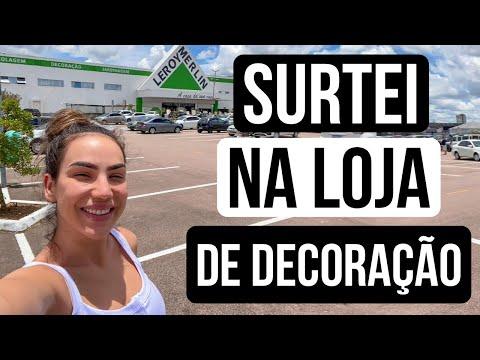 SURTEI NESSA LOJA DE DECORAÇÃO - LEROY MERLIN