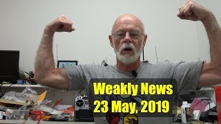 Weekly News for 23 May, 2019