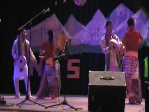 Tamang selo dance NSA Boulder, colorado