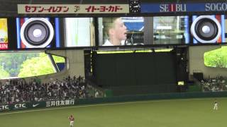 2013年4月29日 埼玉西武ライオンズ対東北楽天ゴールデンイーグルス 6回...