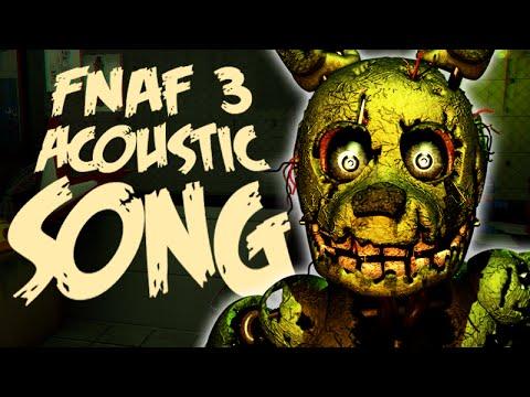NateWantsToBattle: Salvaged [ACOUSTIC] FNaF Song