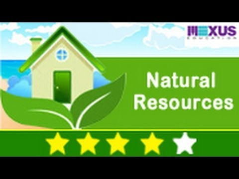 Science Channel - Importance and Uses of Natural Resources