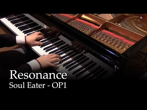 Resonance - Soul Eater OP1 [piano]