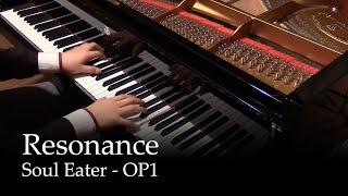 Resonance Soul Eater OP1 piano
