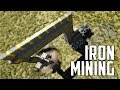 Space Engineers - Setting Up The Iron Mine