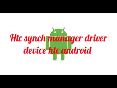 How To Update Phone Software Using Htc Sync Manager, Htc, Android, Tutorial
