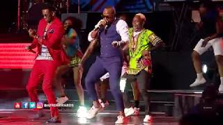 TOOFAN  Live Performance at AFRIMA 2017