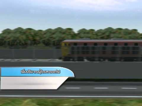 Thailand 2020, Infrastructure development by Ministry of Transport