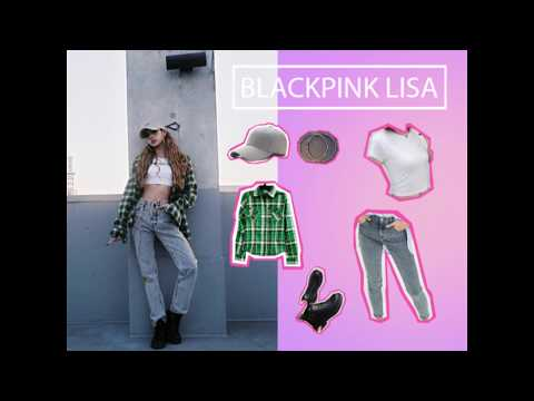 Try Blackpink Lisa's Dance Academy Look!