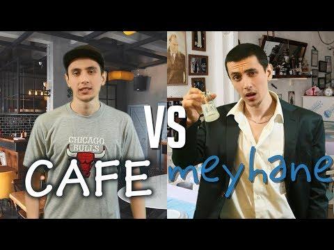 Kafe Vs Meyhane | Destansı Rap Savaşları | DRS