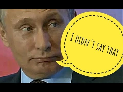 Things Dictators Say: Zhirinovsky Steals The Show