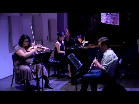 Trio in Two Movements - Julie Barwick