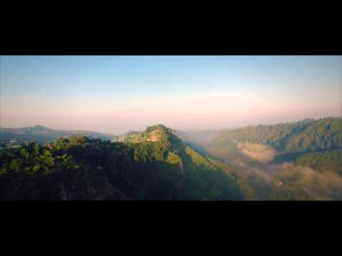DJI Phantom 2 Aerial Shots Compilation | Bandung, Indonesia (HD)