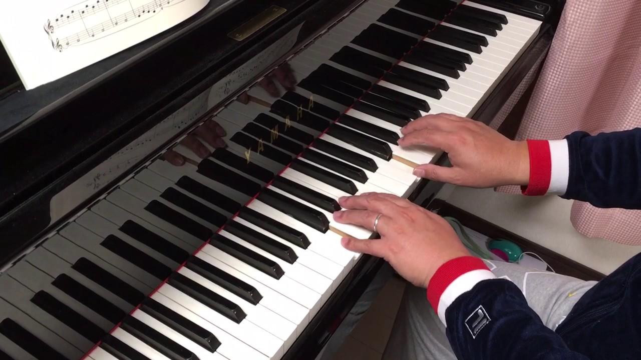 バイエルピアノ教則本 30番 - YouTube