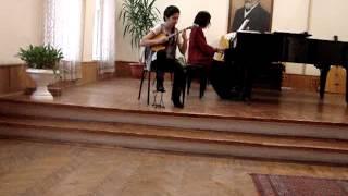 А. Лоскутов Концерт. Исп. Карина Унагасова (домра)
