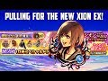 PULLING FOR ILLUSTRATED XION EX! - Kingdom Hearts Union X
