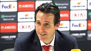 Arsenal 3-0 Rennes (Agg 4-3) - Unai Emery Full Post Match Press Conference - Europa League