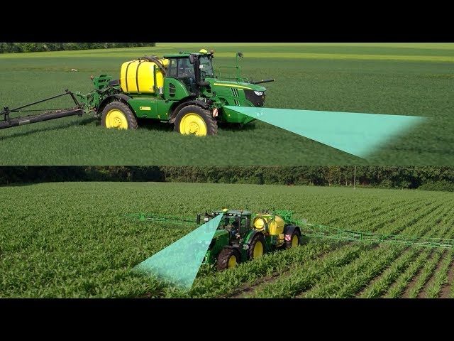 System AutoTrac Vision | John Deere