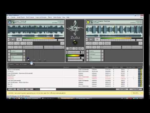 Lets Test ZuLu DJ software