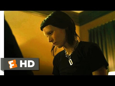 The Girl with the Dragon Tattoo (2011) - I...