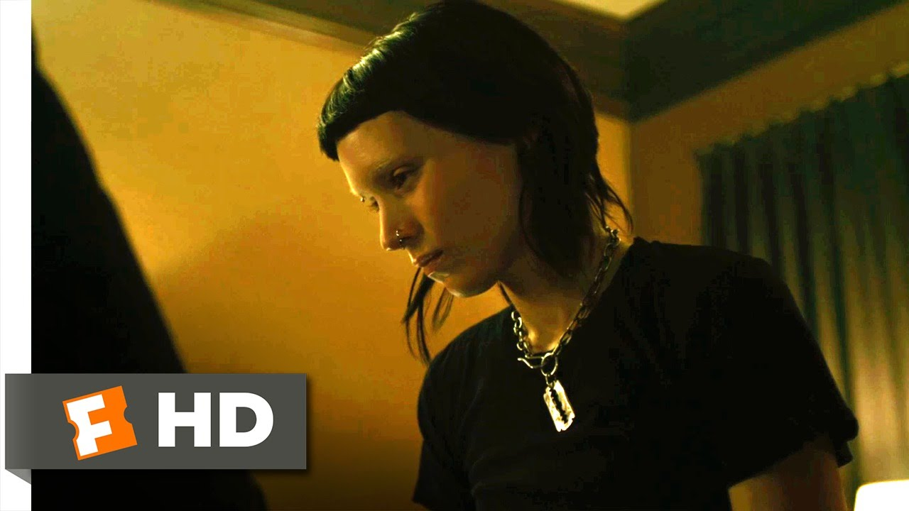 The Girl with the Dragon Tattoo (2011) - I Just Want My Money Scene (1/10) | Movieclips #1