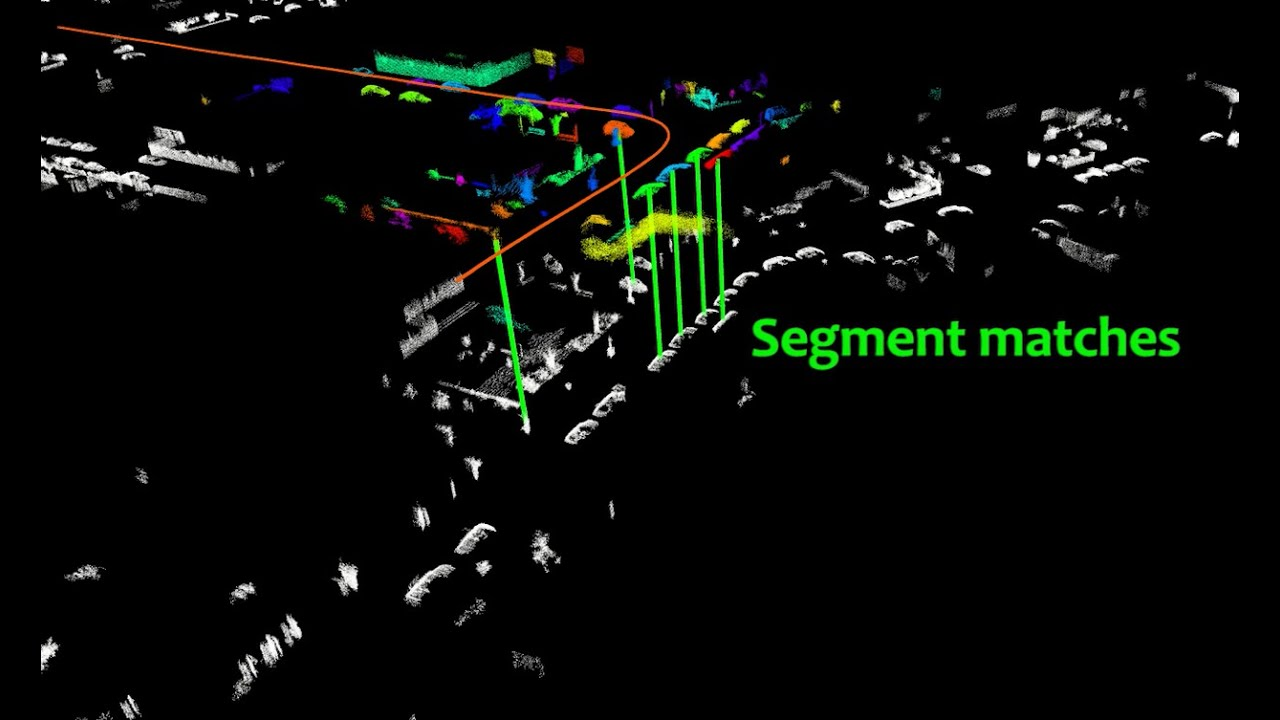 SegMatch: Segment based loop-closure for 3D point clouds