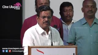 VIshal Has Arrogance In Attitude - Kalaipuli S. Thanu Speech at  Producer Council Press Meet