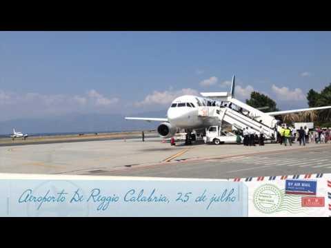 Viagem a Reggio Calabria, reconhecimento de cidadania italiana