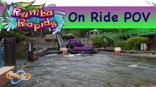Rumba Rapids - On Ride POV | Thorpe Park 2014