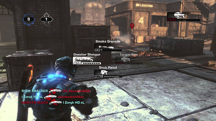 gears of war 3 multiplayer gameplay 216